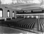 Lincoln Memorial University auditorium