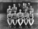 Boyd School basketball team, 1926
