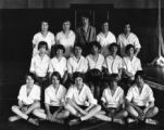 [Boyd Junior High School] girls basketball team