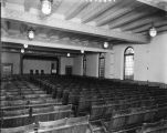First Christian Church, Knoxville, TN. Interior.