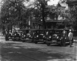 Taxis, 1927