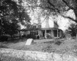 Farragut birthplace