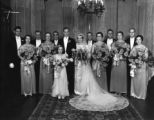 Kelso -  McCreary wedding party, 1933
