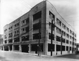 Pryor Brown Garage, 1929