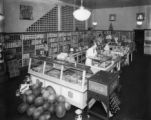 Unidentified grocery store