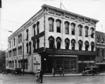 Knoxville Sentinel building, 1920