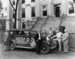 Dodge 8 Mileage Marathon Car, 1930