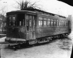 Streetcar, Knoxville, TN, 1921