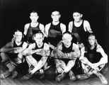 First Baptist Church basketball team, 1922