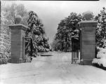 Greenwood Cemetery entrance