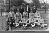 Vocational baseball team, 1922