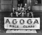 AGOGA Bible Class, Third Baptist Church, 1922