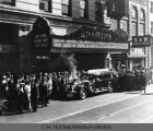 Tennessee Theatre and vehicle, [1929]