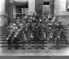 Knoxville High School ROTC Band, 1922