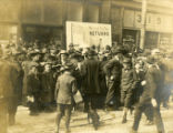 Temperance Election of March 11, 1907, Ladies singing in 8th ward
