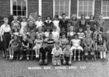 Bearden Elementary School, April 1957