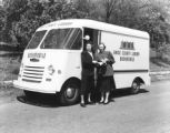 Knox County Library Bookmobile, 1950