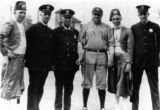 Babe Ruth in Knoxville, 1925