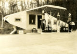 Airplane Filling Station [ca. 1931] by Robin Thompson