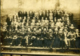 Knox County Union Soldiers' Association reunion, 1909